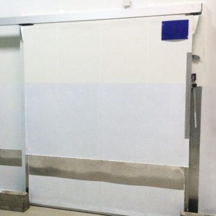 Двери холодильных и морозильных камер БУ от Промтехгруп