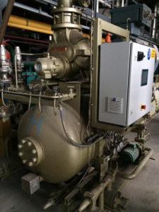 холодильный агрегат Mycom 200VSD Киев Украина