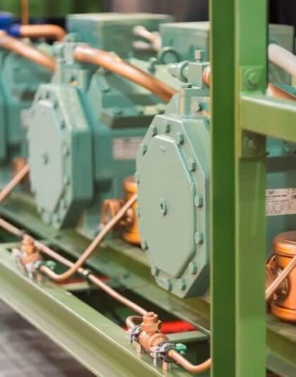 Холодильные установки и агрегаты БУ от Промтехгруп