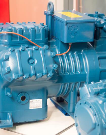 Bock поршневые компрессоры агрегаты купить Киев