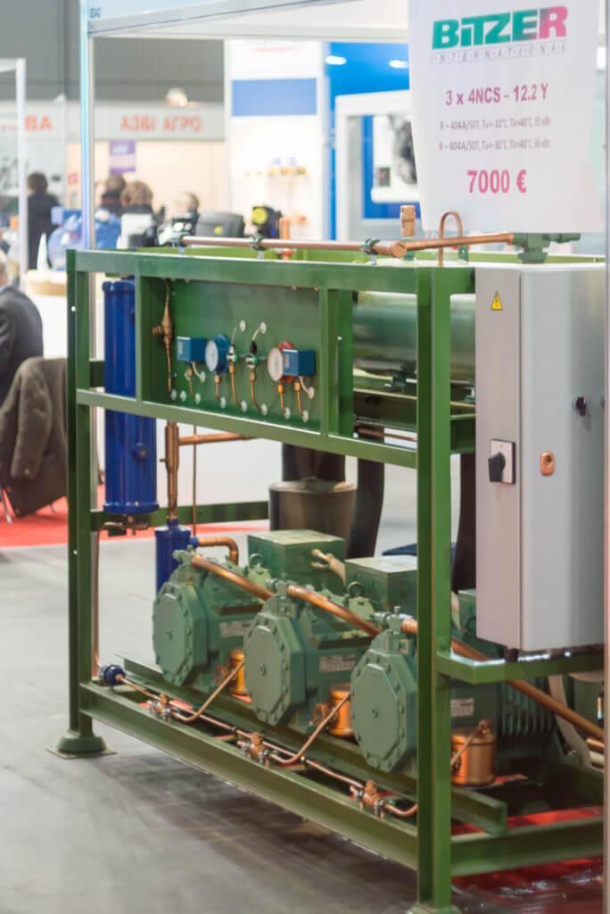 холодильная централь Bitzer 4NCS-12.2Y Киев