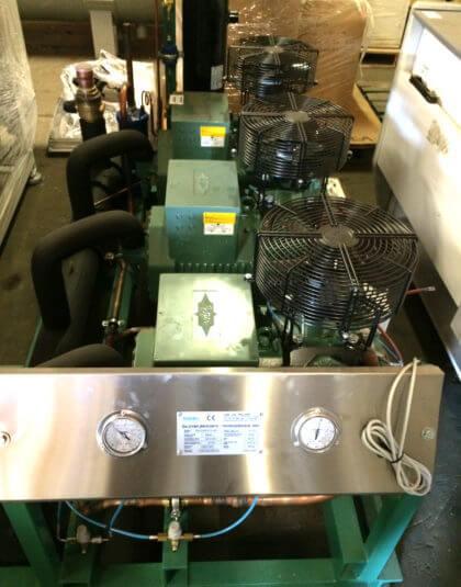 Холодильная централь Bitzer 4PES купить Киев