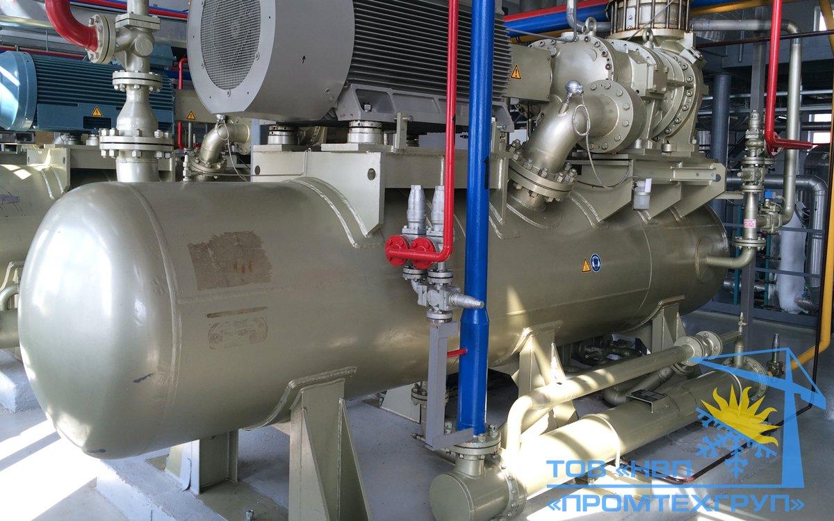Ремонт холодильного промышленного оборудования Киев