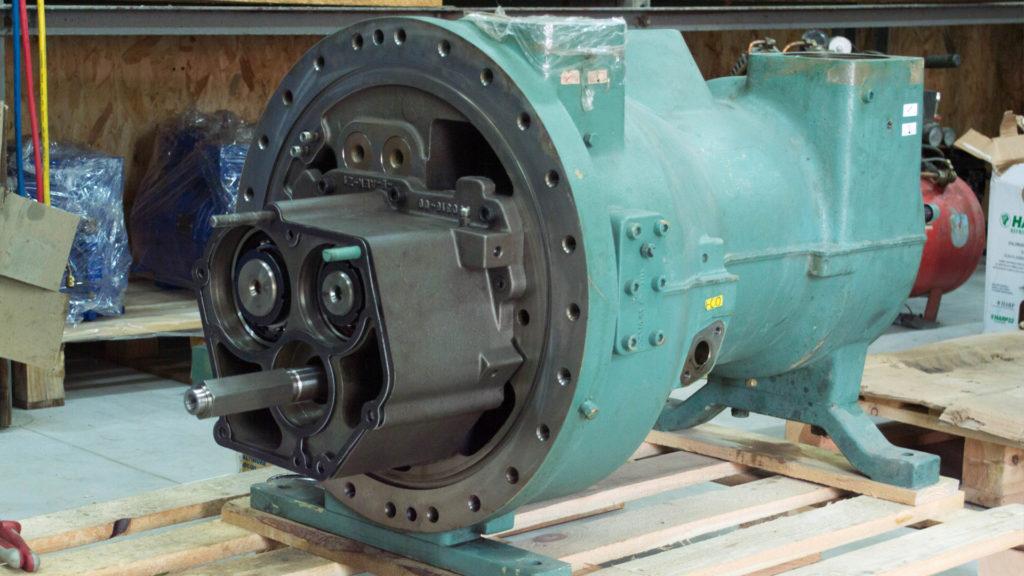 винтовой компрессор Bitzer