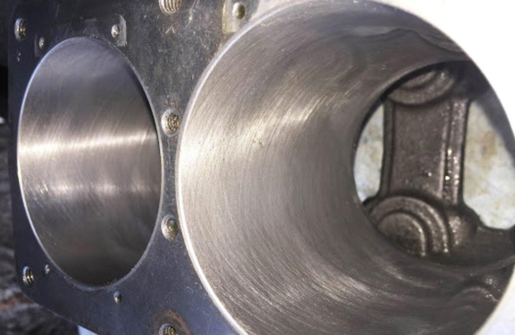 гильзовка поршневого компрессора
