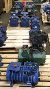 компрессора на разборку Bock Bitzer Б/У