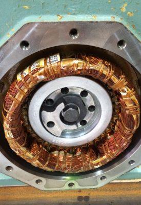 обмотка двигателя компрессора Bitzer