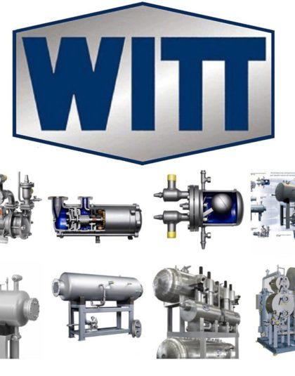 Аммиачные фреоновые насосы WITT купить Киев