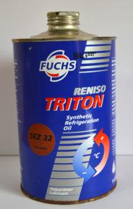 масло Fuchs Reniso Triton SEZ-32 купить Киев