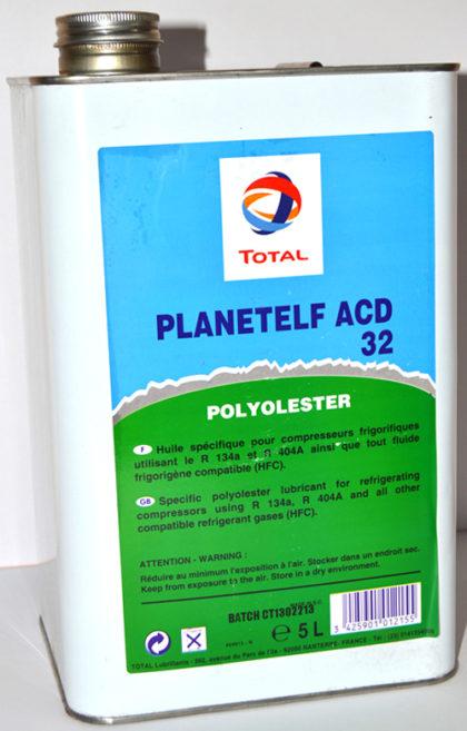 компрессорное масло Total Planetelf ACD32 купить Киев