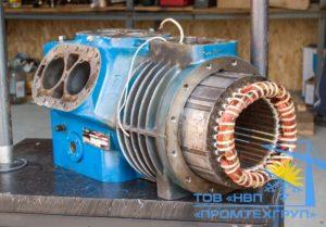 Перемотка єлектродвигателя компрессора Bitzer 6F-40.2Y