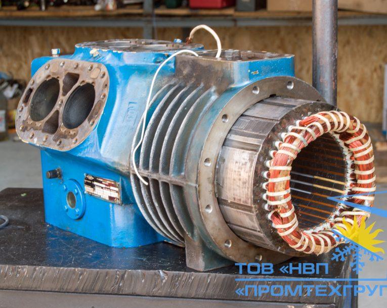 перемотка электродвигателя компрессора Bitzer 6F-40.2Y