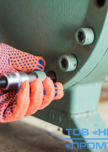 Ремонт винтового холодильного компрессора Bitzer