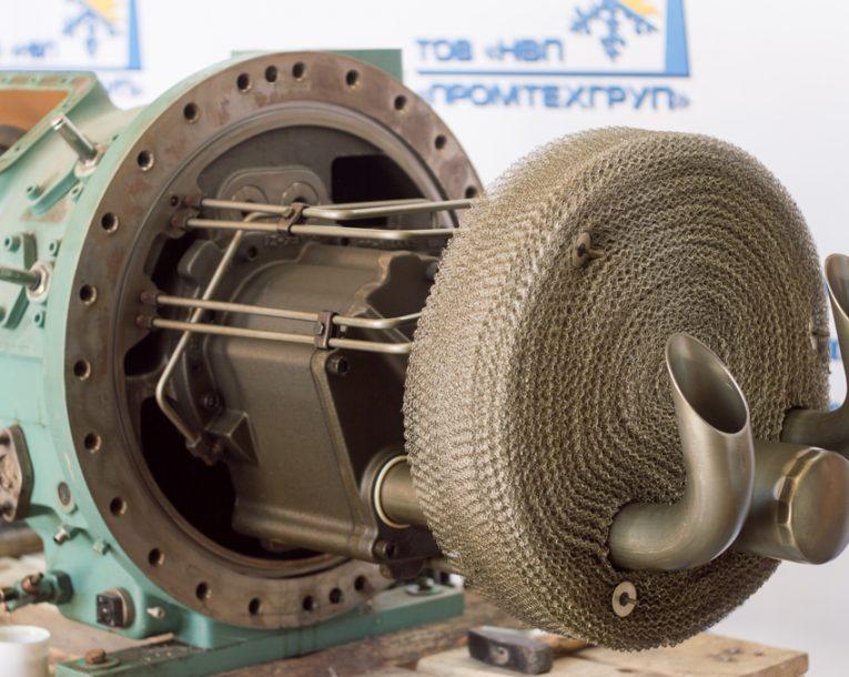 Ремонт винтового холодильного компрессора Bitzer CSH8571 Киев