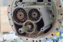 замена подшипника винтового компрессора Bitzer CSH8571 Киев