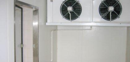 воздухоохладитель камери морозильной холодильной