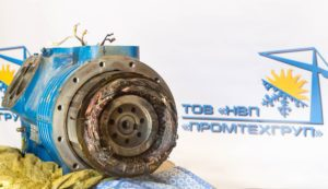 компрессор Bitzer до ремонта