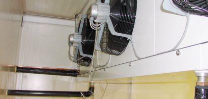 ремонт оборудования холодильных камер