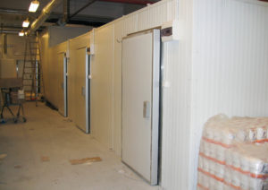 ремонт обслуживанеи холодильных морозильных камер