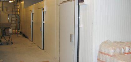 ремонт обслуживание холодильных морозильных камер