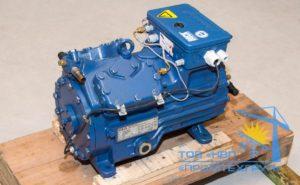 Упаковка компрессора Bock HGX34e/380-4 после ремонта