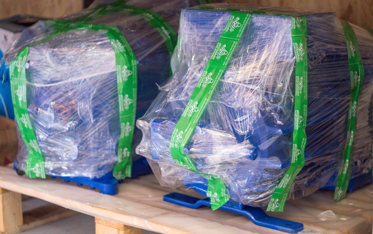 упаковка-транспортирование-холодильных-компрессоров-Bock