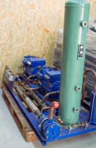 холодильная централь Bock HGX34e/315-4 S б/у