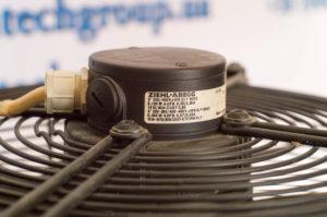 Вентилятор обдува компрессора холодильного ZIEHL