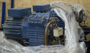 холодильная централь Bock 3x hgx4 650-4 s Б/У