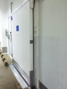 двери для холодильный и морозильных камер бу
