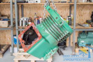 Выпрессовка-статора-компрессора-Bitzer
