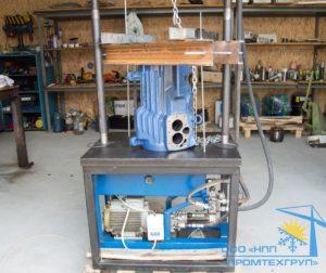 Выпрессовка-статора-компрессора-Bock