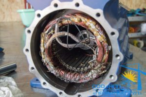 поврежденный-статор-компрессора-Bock-HGX34e_380-4