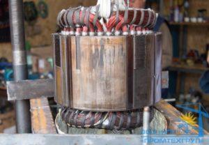 работоспособный-статор-компрессора-Bitzer