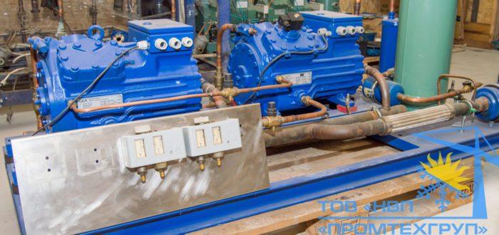 Холодильная установка Bock HGX34e/315-4 Киев