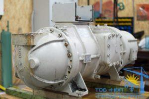 разборка и дефектовка винтовой компрессор Daikin ZHC5WLG5YE