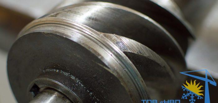 Винтовой ротор компрессора Daikin ZHC5WLG5YE