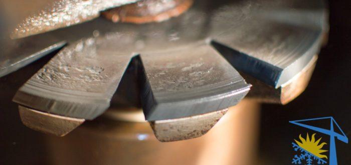 Выработка затворного ротора Daikin ZHC5WLG5YE