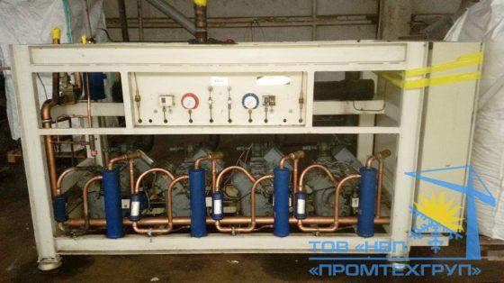 Холодильная Б/У установка Copeland 4x D4ST-2-200X
