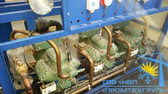 компрессорная холодильная установка Bitzer 6G-30.2Y