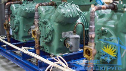 холодильная компрессорная установка bitzer 4v-6.2y