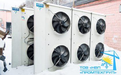 воздушный Б/У конденсатор LU-VE SHVS 129 H/V в Киеве