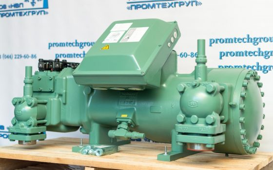 винтовой полугерметичный компрессор Bitzer HSN 8571-125 Киев