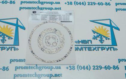 Комплект прокладок насоса WITT HRP 10080 в Киеве