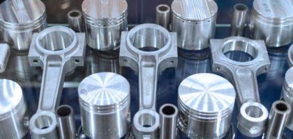 Запчасти и детали для холодильных поршневых компрессоров