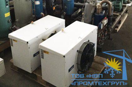 Потолочный воздухоохладитель LU-VE S3HC47E80