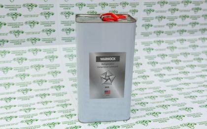 масло для холодильных компрессоров WARNOCK NOC 3GS 5L