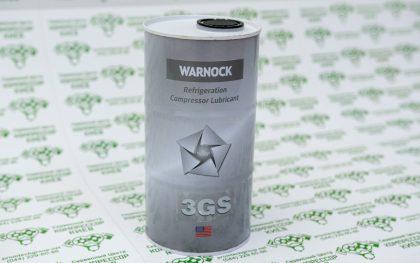 холодильное масло WARNOCK NOC 3GS для поршневых компрессоров